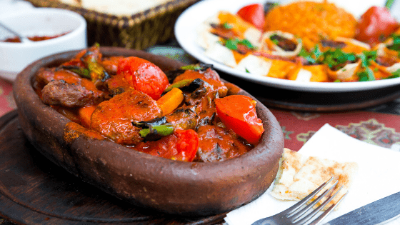 where to find halal food in turkey