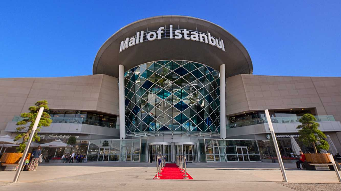 Mall of istanbul sales office ares architecture - 1 Mall Of Istanbul