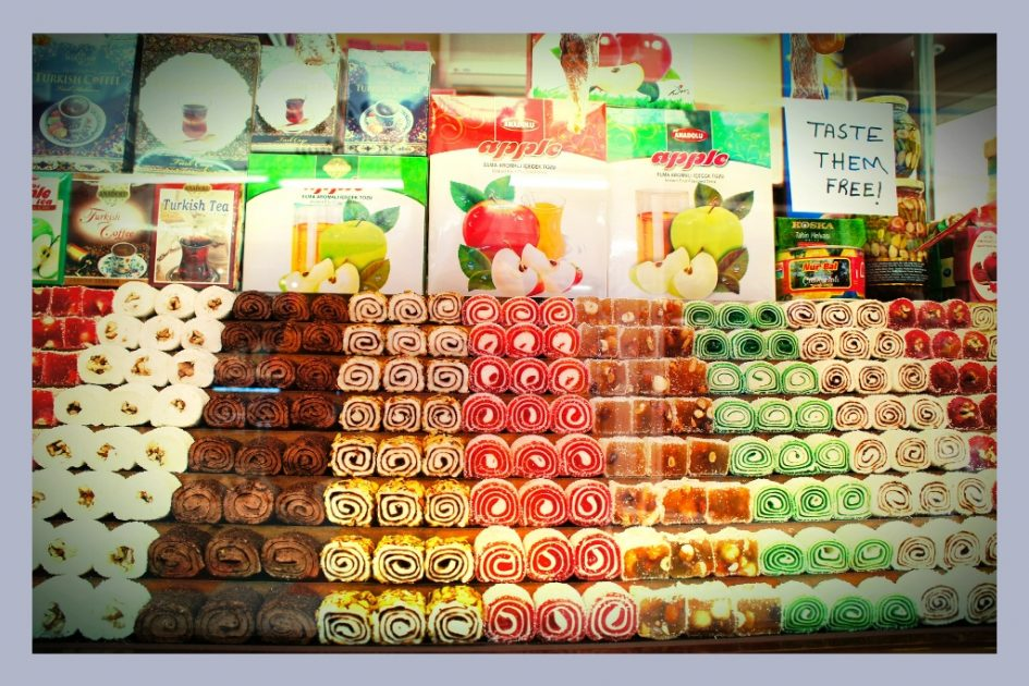 Turkish Delight- Top 10 Souvenirs To Buy in Istanbul