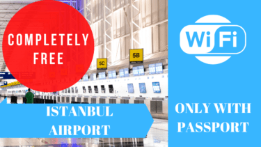 free wifi at istanbul airport