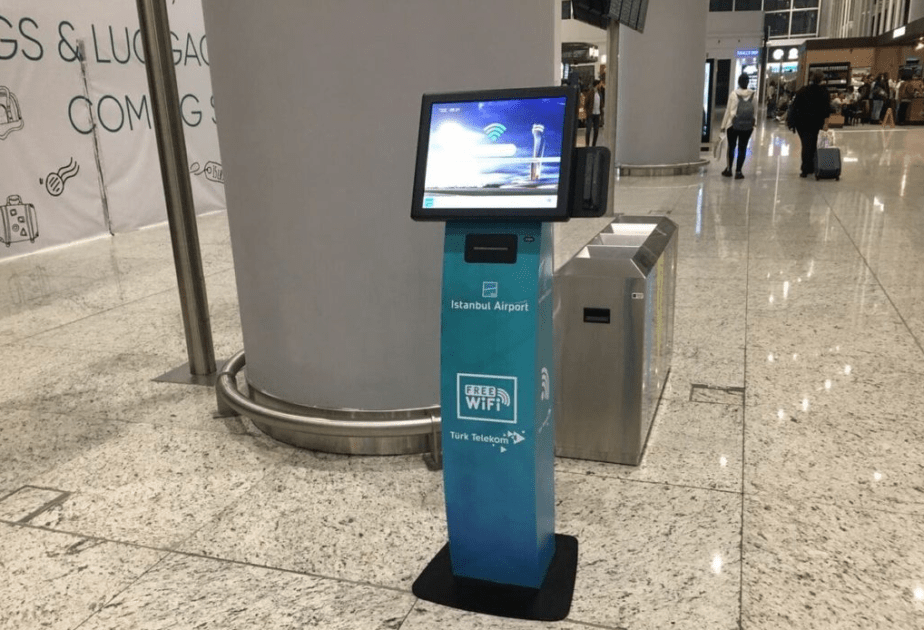 free wifi at istanbul airports
