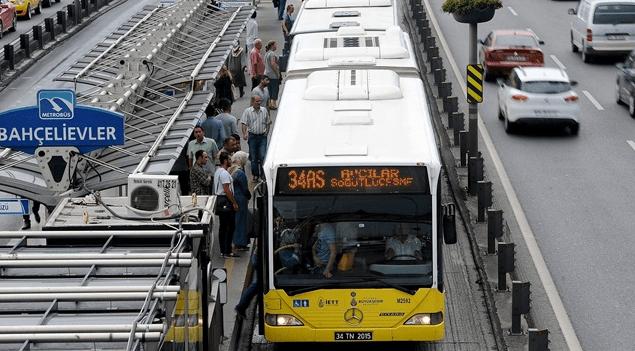 istanbul guide-metrobus