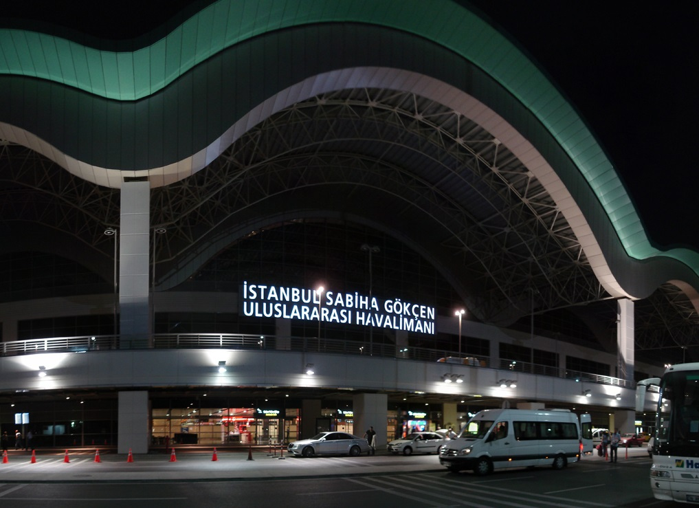 luchthaven istanbul hotel