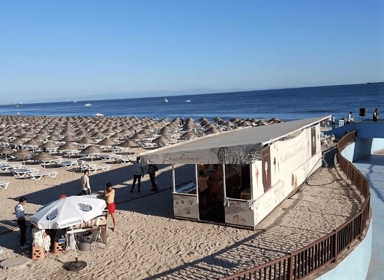 florya gunes beach