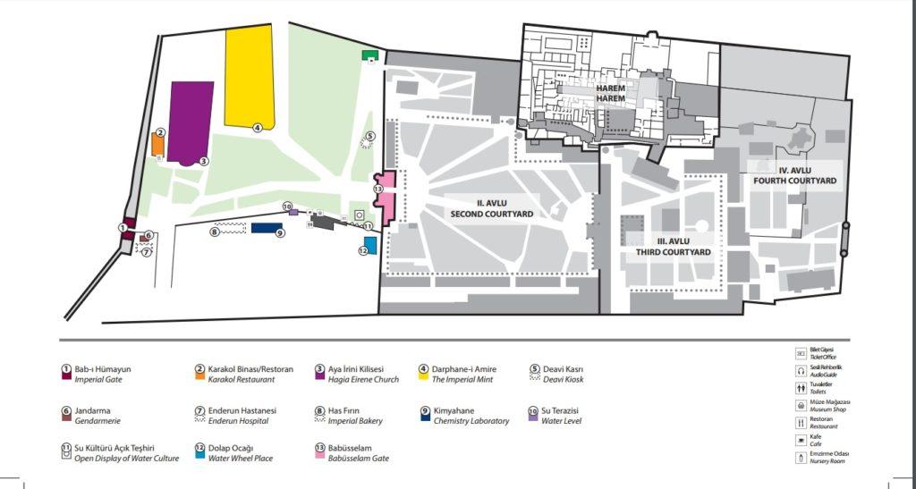 Topkapi-palace-museum-tour-plan