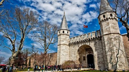 Top 10 Sights to See in Istanbul