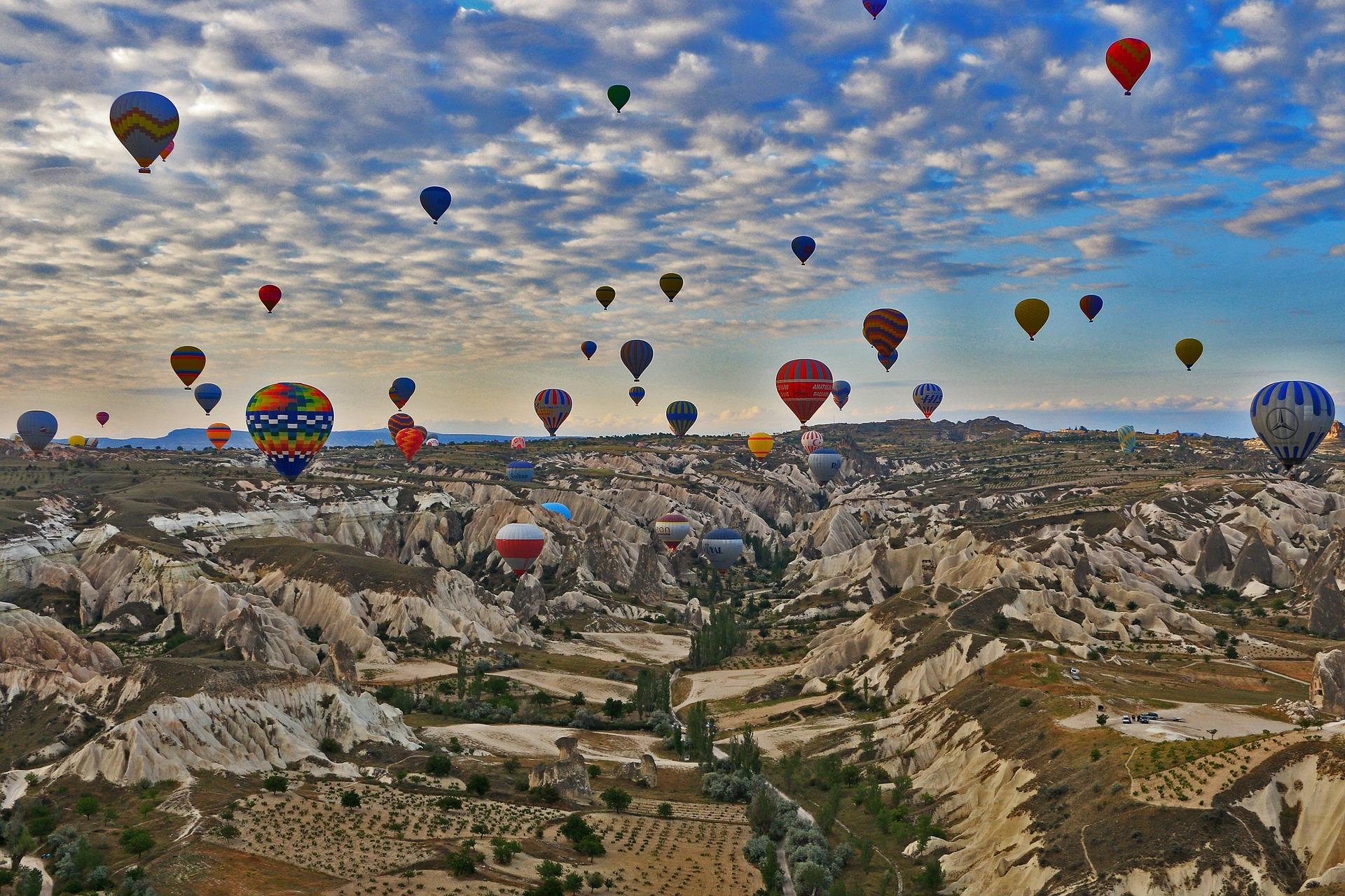 Cappadocia Map Things To Do In Cappadocia Turkey Travel Journal