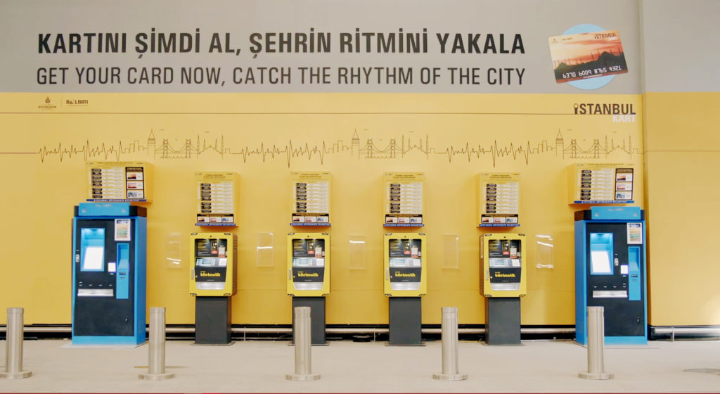 where to buy istanbulkart in istanbul new airport