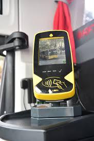havaist bus qr code reader