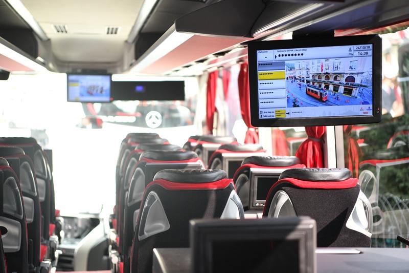 havaist busses interior