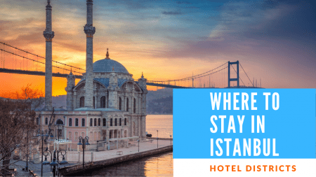 Where to Stay in Istanbul | 11 Best Areas | Oldcity vs NewCity 1