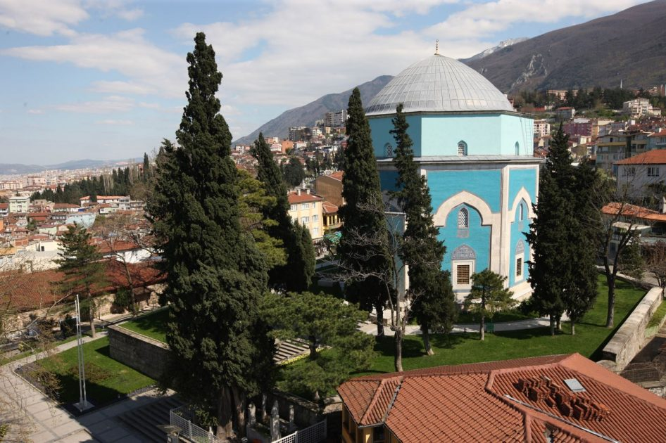 top-places-to-visit-in-bursa-green-tomb