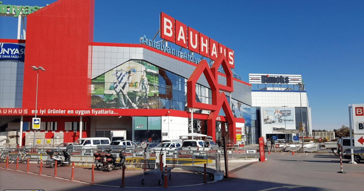 best shopping malls of antalya