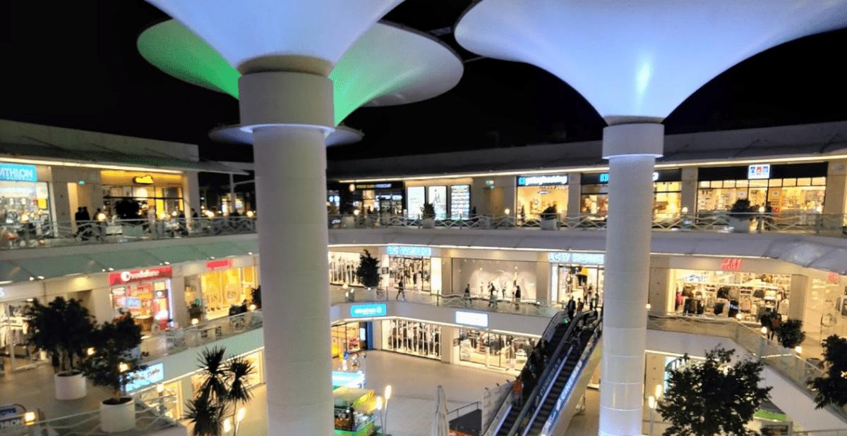 best shopping centers in antalya