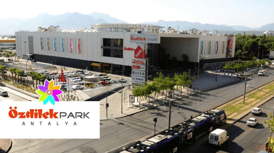 ozdilek park mall antalya