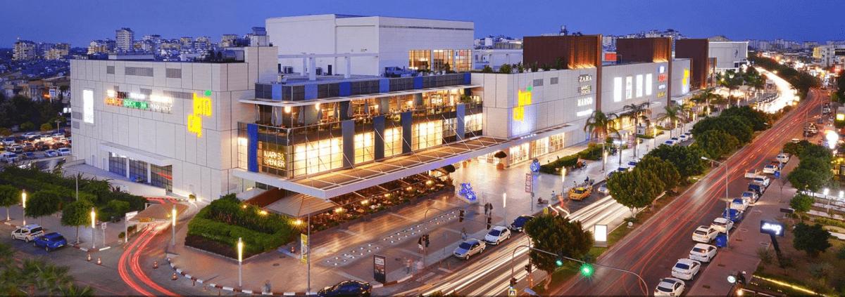 terracity shopping mall