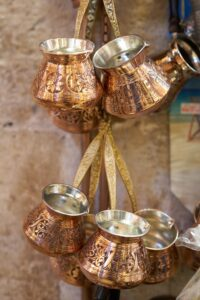 Copper Turkish Coffee Pots