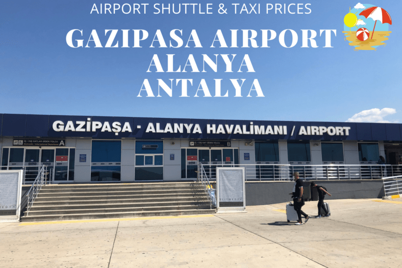 gazipasa alanya airport