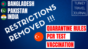 Turkey Quarantine Rules