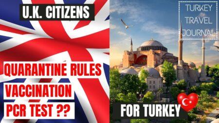 Turkey Quarantine Rules UK