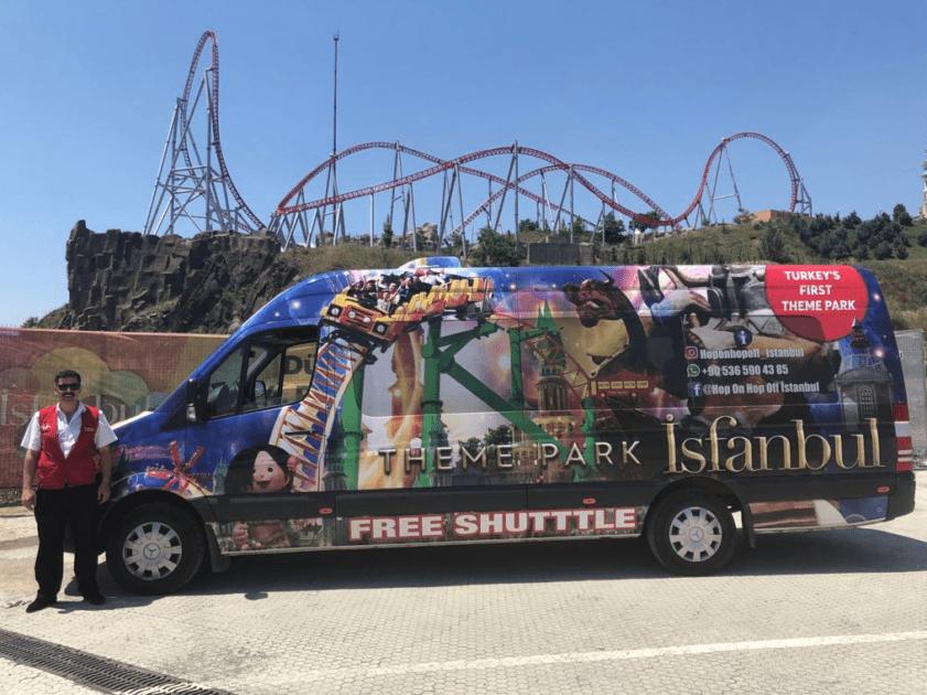 isfanbul free shuttle