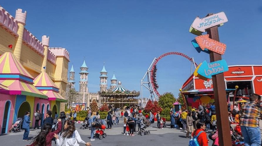 isfanbul theme park